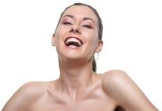 piękna twarzy kobieta obraz stock