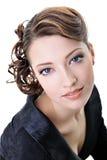 piękna twarzy kobieta Obrazy Stock