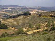 piękna włoska sceneria Fotografia Royalty Free