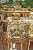 Wewnętrzny Jaipur Wiatrowy pałac Obrazy Royalty Free