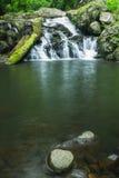 piękna wodospadu Obrazy Stock