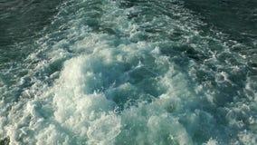 Piękna wody morskiej natura i wakacje pojęcie zbiory wideo