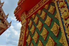 Piękne świątynie w Tajlandia Zdjęcia Stock