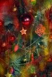 piękne Święta tło Obrazy Stock