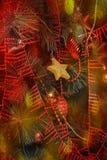 piękne Święta tło Zdjęcie Stock