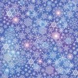 piękne Święta tło Zima wektor ilustracji