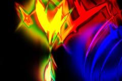 piękne barwy tło Fotografia Stock