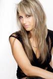 piękne blond Obraz Royalty Free