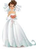 piękne bukieta panny młodej menchie Zdjęcia Royalty Free