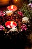 piękne dekoracje świąteczne Fotografia Royalty Free
