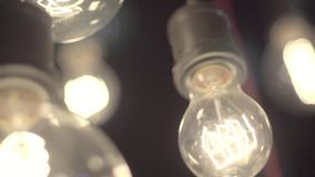 Piękne Edison lampy zbiory wideo