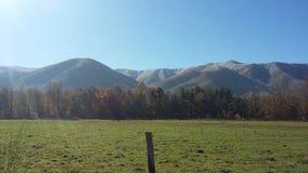 Piękne góry 3 obraz stock