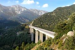 piękne hiszpańskie krajobrazu Obraz Royalty Free