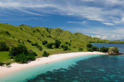 Piękne indonezyjczyk plaże Zdjęcia Stock