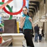 piękne kobiety interesów young fotografia royalty free