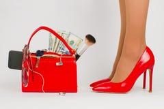 piękne kobiety nogi zdjęcia royalty free