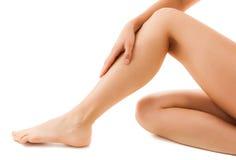 piękne nogi Zdjęcia Royalty Free