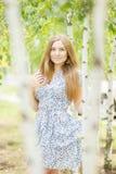 piękne portret kobiety young Fotografia Royalty Free