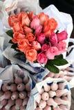 piękne róże Obraz Stock