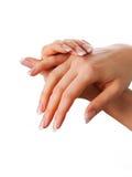 piękne ręki obrazy stock