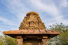 Piękne rzeźbić antyczne Jain świątynie budować w 6th wiek reklamie w Osian, India Fotografia Stock