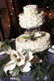 piękne wesele ciasta fotografia royalty free
