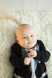 pięknego dziecka ilustracyjny mały wektor Zdjęcia Royalty Free