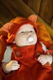 pięknego dziecka ilustracyjny mały wektor Obraz Stock