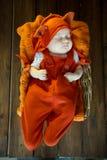pięknego dziecka ilustracyjny mały wektor Obraz Royalty Free