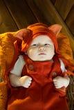 pięknego dziecka ilustracyjny mały wektor Zdjęcie Stock