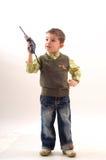 pięknego dziecka ofiara target3_0_ narzędzia Zdjęcia Stock