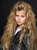 pięknego dziecka portret obraz royalty free