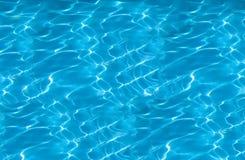 Pięknego jasnego basenu wodny odbijać w słońcu Fotografia Royalty Free