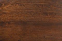 Pięknego orzecha włoskiego tekstury drewniany tło zdjęcie stock