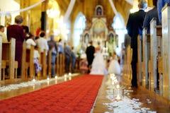 Pięknej świeczki ślubna dekoracja Obrazy Stock