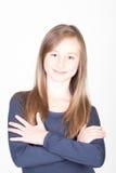 pięknej dziewczyny nastoletni potomstwa obraz royalty free