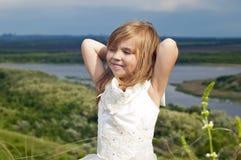 pięknej panny młodej odzieżowa dziewczyna Zdjęcie Stock