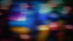 Pięknej tęczy kolorowa blured tekstura dla tła Obrazy Royalty Free