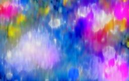 Pięknej tęczy kolorowa tekstura dla tła Zdjęcia Stock