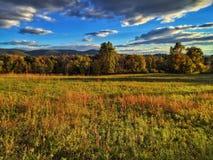 Piękni Appalachians zdjęcia royalty free
