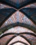 Pi?kni Architektoniczni Archways obraz stock