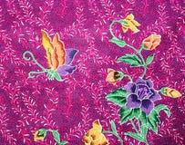 Piękni batików wzory zdjęcie stock