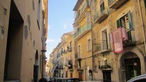 Piękni bloki w Włochy Obrazy Royalty Free