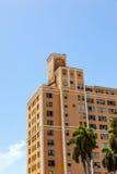 Piękni historyczni budynki wewnątrz Zdjęcie Royalty Free