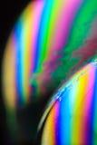 Piękni kolory bąble, Niezwykle szczegółowi Zdjęcie Stock