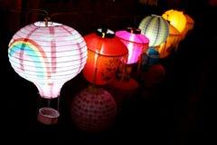 piękni lampiony Obraz Stock