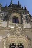Piękni miejsca w Quinta da Regaleira Lato podróż w Portugalia Zdjęcie Royalty Free