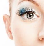 piękni oka nosa potomstwa zdjęcia stock