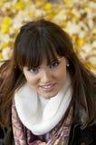 piękni outdoors portreta kobiety potomstwa obrazy royalty free