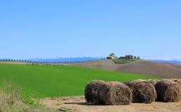 piękni wzrosty włocha krajobrazu marino San widok Obrazy Royalty Free